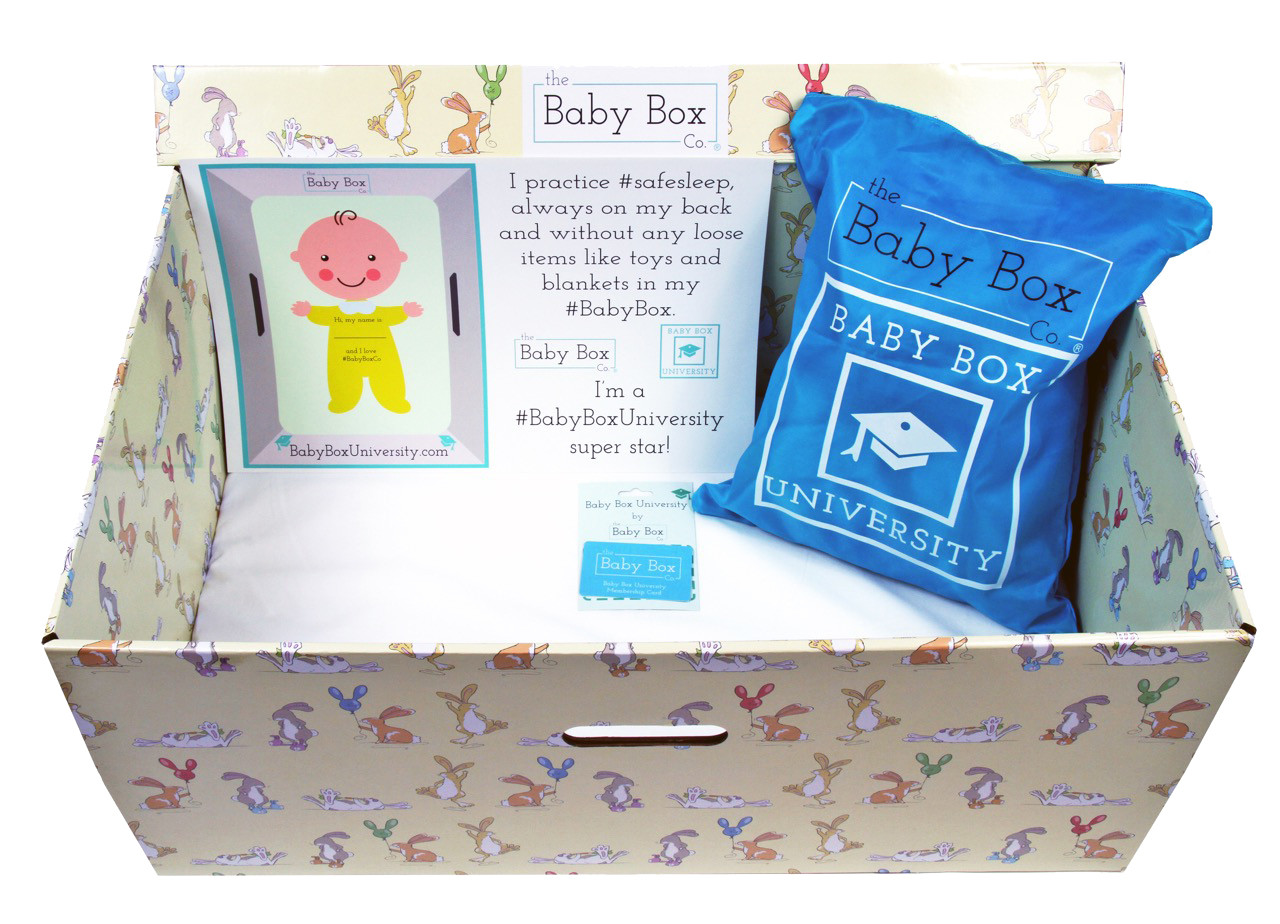 Baby Box - Pregnancy Care Chiropractic