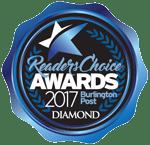 Diamond Reader Choice Award 2017