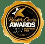 Gold Reader Choice Award 2017